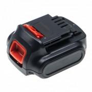 Baterija za Black & Decker BDCD12 / BDCD112 / BDCDD12, 12 V, 2.5 Ah