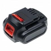 Baterija za Black & Decker BDCD12 / BDCD112 / BDCDD12, 12 V, 1.5 Ah