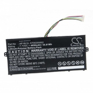 Baterija za Acer Swift 5 SF514 / Spin 1 SP111, 4650 mAh