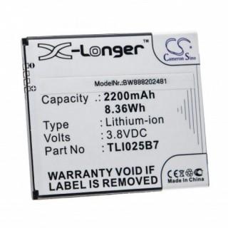 Baterija za Alcatel A3 Plus / 5011A, 2200 mAh