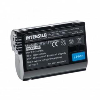Baterija EN-EL15 za Nikon D600 / D800 / D800E / D7000 / D7100 / D8000, 2250 mAh
