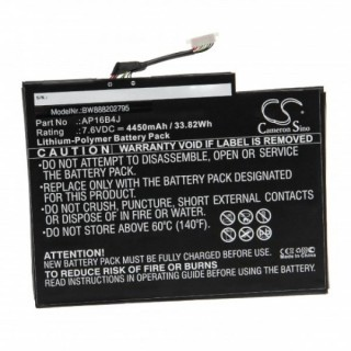 Baterija za Acer Aspire Switch Alpha 12 / SA5-271, 4450 mAh