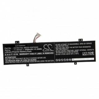 Baterija za Asus VivoBook Flip 14 / TP412, C31N1733, 3550 mAh