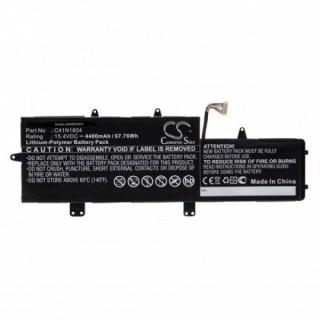 Baterija za Asus UX450FD / UX480FD - C31N1804, 15,4 V, 4400 mAh
