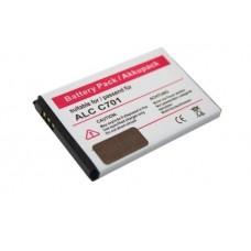 Baterija za Alcatel OT-C701 / OT-C707 / OT-C717, 600 mAh