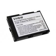 Baterija za Asus MyPal A730 / A730W, 1200 mAh