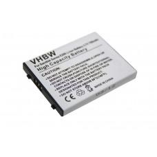 Baterija za Sandisk Sansa E200 / E250 / E280, 750 mAh