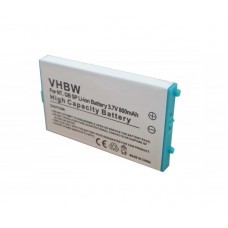 Baterija za Nintendo Gameboy Advance SP, 800 mAh