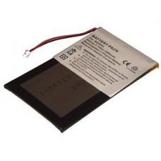 Baterija za Creative Labs Jukebox Zen Touch, 1700 mAh