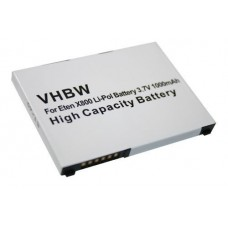 Baterija za Acer Tempo M900 / F900, 1000 mAh