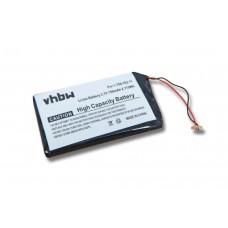 Baterija za Sony NW-A805 / NW-A808 / NW-A810 / NW-A815, 750 mAh