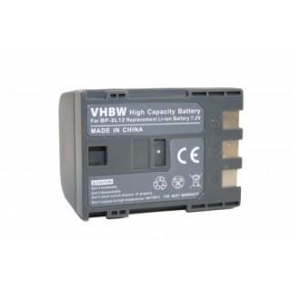 Baterija BP-2L12 za Canon MV3 / MV900 / HV20, 1200 mAh