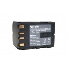 Baterija BN-V408 za JVC DV1800 / DVL100 / ZR30, 1600 mAh
