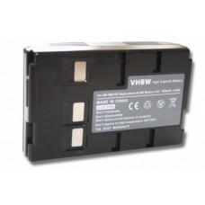 Baterija P-V211 / VW-VBH20 / VW-VBS20 za Panasonic NV-R50E / NV-R65E / NV-S58, 2000 mAh