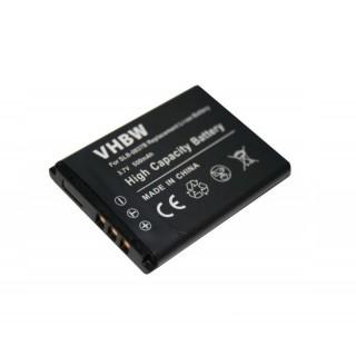 Baterija SLB-0837B za Samsung Digimax L70 / L83T / L201, 500 mAh