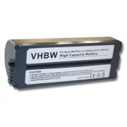 Baterija NB-CP1L / NB-CP2L za Canon Selphy CP-100 / CP-200, 1400 mAh