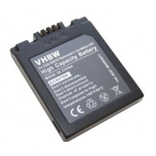 Baterija CGA-S001E za Panasonic Lumix DMC-F1 / DMC-FX1 / DMC-FX5, 500 mAh