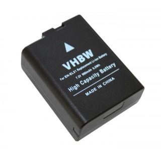 Baterija EN-EL21 za Nikon 1 V2 / Nikon 1 J2, 900 mAh