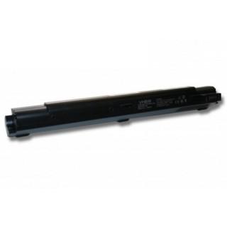 Baterija za MSI MegaBook S262W / Medion MD42469 / MD95020, črna, 4400 mAh