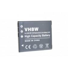 Baterija NP-120 za Casio Exilim EX-S200 / EX-ZS10 / EX-ZS30, 600 mAh