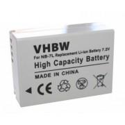 Baterija NB-7L za Canon PowerShot G10 / G11 / G12 / Powershot SX30, 700 mAh