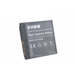 Baterija NP-FE1 za Sony Cybershot DSC-T7, 370 mAh