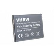 Baterija NP-BK1 za Sony CyberShot DSC-S750 / DSC-S950 / DSC-W370, 600 mAh