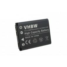 Baterija NP-80 za Casio Exilim EX-H5 / EX-N1 / EX-G1, 500 mAh