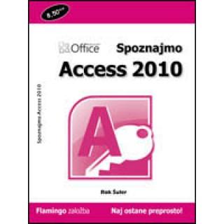 Priročnik Spoznajmo Access 2010, Rok Šuler