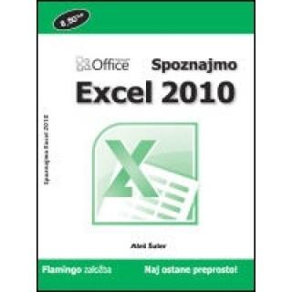 Priročnik Spoznajmo Excel 2010, Aleš Šuler