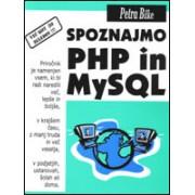 Priročnik Spoznajmo PHP in MySQL, Petra Bilke
