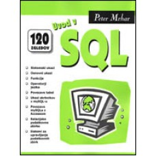 Priročnik Uvod v SQL, Peter Mrhar