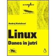 Priročnik Linux danes in jutri, Andrej Koložvari
