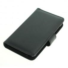 OTB preklopna torbica za Samsung Galaxy XCover 3 / SM-G388F iz umetnega usnja, črna