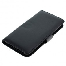 OTB preklopna torbica za Samsung Galaxy S6 Edge+ / SM-G928F iz umetnega usnja, črna