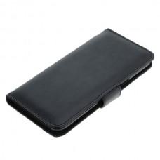 OTB preklopna torbica za Samsung Galaxy S7 Edge iz umetnega usnja, črna