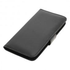 OTB preklopna torbica za Huawei P10 Lite iz umetnega usnja, črna