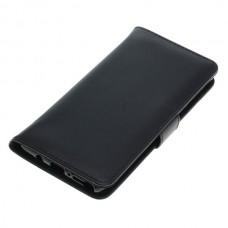 OTB preklopna torbica za Samsung Galaxy Note 8 iz umetnega usnja, črna