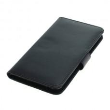 OTB preklopna torbica za Huawei Mate 10 iz umetnega usnja, črna