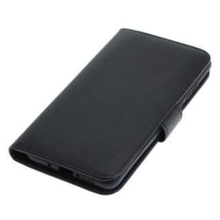 OTB preklopna torbica za Huawei Mate 20 iz umetnega usnja, črna
