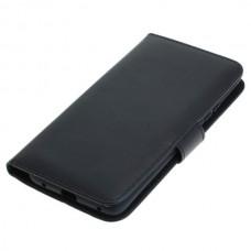 OTB preklopna torbica za Huawei Mate 20 Pro iz umetnega usnja, črna