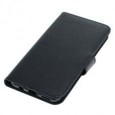 OTB preklopna torbica za Huawei P30 Lite iz umetnega usnja, črna