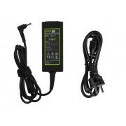 Polnilec za prenosnike Acer / Asus / Samsung, 45W / 19V / 2,37A / 3,0mm x 1,1mm