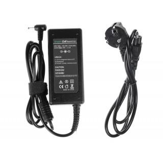 Polnilec za prenosnike Asus Eee PC, 40W / 19V / 2,10A / 2,5mm x 0,7mm