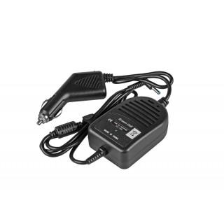 Avtomobilski polnilec za prenosnike HP / Compaq, 90W / 19,5V / 4,62A / 4,5mm x 3,0mm