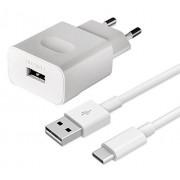 Polnilec za telefone Huawei HW-059200EHQ s kablom USB-C, originalni, 2A