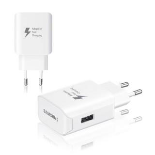 Polnilec za telefone Samsung EP-TA300CWE, originalni, Adaptive Fast Charging