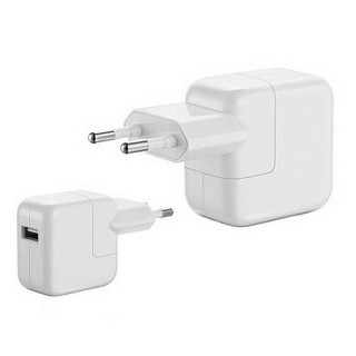 Polnilec / adapter USB za Apple iPhone / iPad / iPod, originalni, 10W, 2A