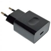 Polnilec za telefone Huawei HW-050300E00, USB-C, brez kabla, originalni, 3A