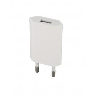 Polnilec za telefone Apple iPhone MD813ZM/A, originalni, brez kabla, 5W, 1A